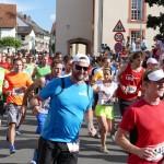 """Brunnenfest und Dünenlauf waren das """"Event"""" des Wochenendes in Sandhausen"""