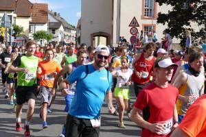 2275 - Duenenlauf und Brunnenfest TG Sandhausen - 11