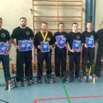 Budovereins Sandhausen bei  German Martial Arts Games erfolgreich