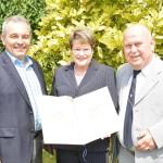 Goldene Hochzeit der Eheleute Helga und Bernd Michaelis
