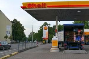 5323 - Tankstelle Shell