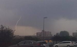 5332 - Blitzeinschlag Maibaum 1