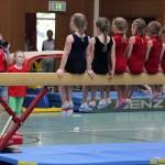 TV Germania Vereinsmeisterschaften im Turnen: Trotz tropischer Hitze erfolgreich