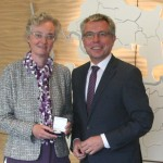 Dezernentin für Recht und Ordnung verabschiedet – Irmgard Behler 23 Jahre aktiv