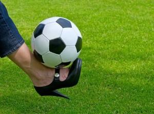 5393 - Frauen-Fußball  wo sich der Sport noch emanzipieren muss copyright