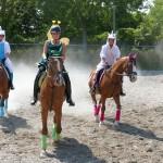 2 Tage Sommerfest bei toller Musik und guter Laune beim Reitsportverein Leimen