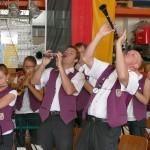 Gelungenes Musikfest der Stadt- und Feuerwehrkapelle Leimen mit 5 Gastbands