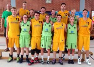 5424 - Basketball Gemeinschaftsteam Leimen-Sandhausen in Schönau