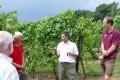 Das Weingut Bauer präsentierte den Dachsbuckel am Tag der offenen Tür