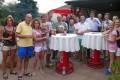 Gute Stimmung beim Sommerfest des Tennisvereins Kurpfalz St. Ilgen
