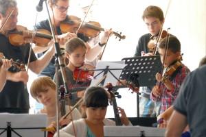 5466 - Musikschule Open Air Konzert - 10