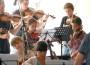 Volles Programm beim Sommer Open Air Konzert der Musikschule Leimen