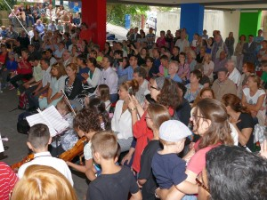 5466 - Musikschule Open Air Konzert - 3