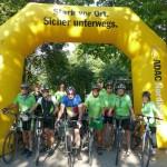 Radtouristikfahrt des MSC St. Ilgen am 29. Juli - Gemeinsam mit OB Reinwald radeln