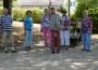 Senioren-Boulespieler trotzten der Hitze im Menzerpark