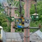 Seilbahnbetrieb in KW 50 + 51 auch des Nachts