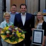 Optik Mattern feiert 25-jähriges Jubiläum – Betriebe in Wiesloch und Sandhausen