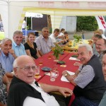 CDU-Sommerfest mit viel Politik-Prominenz: Flüchtlingsthematik war Gesprächsthema