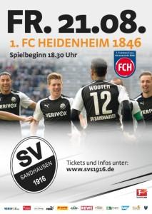 5515 - Heidenheim Plakat