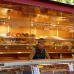 5673 - Leimen Markt Bäckereistand