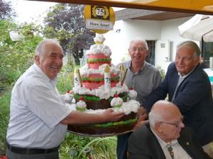 5571 - Hans Appel 75 Geburtstag - 1