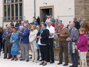 5609 - Grundsteinlegung ev Gemeindehaus - 4