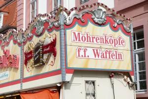 5663 - Kerweschluß - 9 - Quiz Mohrenköpfe ff Waffeln