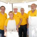 Perfektes Ausflugswetter: Wildschweinessen der Freien Wähler wieder sehr gut besucht