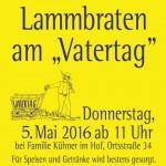 6912 - FW Vatertag Plakat 480