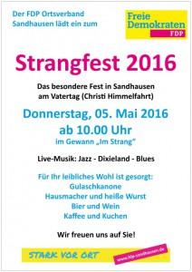 6955 - Strangfest Plakat 480