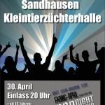 Knaller: Tanz in den Mai mit der JU Sandhausen