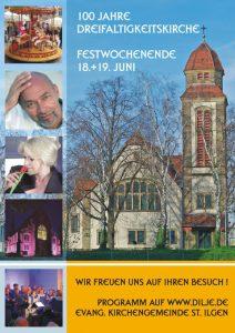 7075 - Dreifaltigkeitskirche Plakat 480
