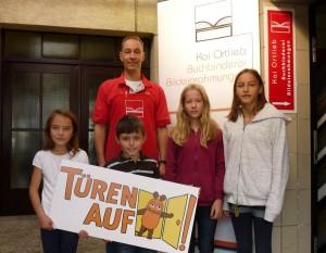 5718 - Buchbinderei Ortlieb Türöffner-Tag