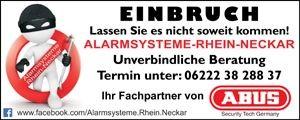 5720 - Einbruch Banner Marco Friedrich