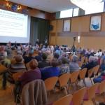 Windräder unerwünscht: Starker Gegenwind bei Info-Veranstaltung in Leimen