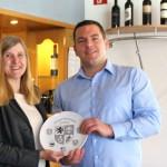 """Nach Wiedereröffnung: Bürgermeisterin Claudia Felden begrüßt """"IL Caminetto"""""""