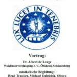 29. Oktober: Die Spuren der Wallonen, Waldenser und Hugenotten in der Kurpfalz
