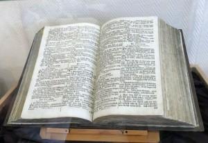 5779 - 10 Jahre Dr-Ulla-Schirmer-Haus Leimen - 9 - Bibel