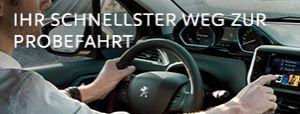 Probefahrt 300 Purkart Peugeot