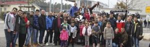 5869 - Flüchtlinge beim SVS