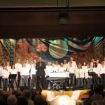 Chorus Corner Benefiz-Konzert ließ die Kasse des Sandhäuser Sozialfonds klingeln