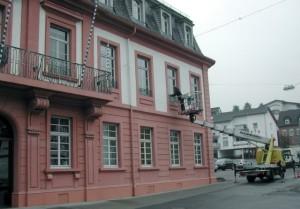 5879 - Rathaus Weihnachtsschmuck