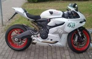 5909 - Ducati-Diebstahl
