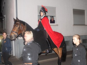 5915 - St Martin zu Pferd