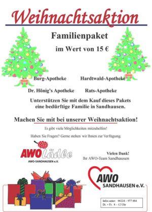 5923 - Familienpaket AWO Plakat 300