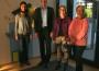 Bildungspolitische Sprecherin der Grünen Landtagsfraktion Sandra Boser besucht die Region