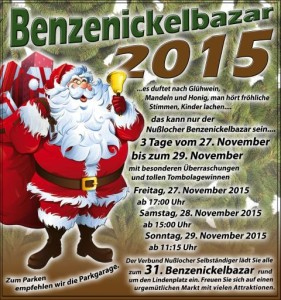 5955 - Benzenickelmarkt Nussloch