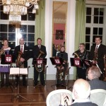 Posaunenchor St. Ilgen: 775€ Spenden für die Palliativstation durch Konzert in Rohrbach