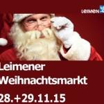 Advent, Advent, ein Lichtlein brennt: Weihnachtsmarkt und Benzenickelbazar