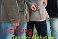 Vorsicht: Taschendiebe lieben Weihnachtsmärkte